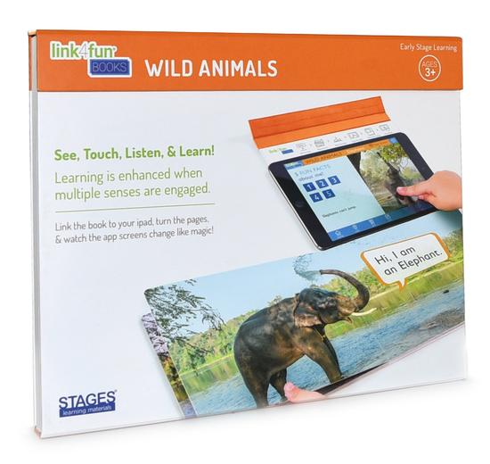 SLM1001-Wild_Animals_Book